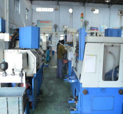 Piston Machine Shop- CNC Line