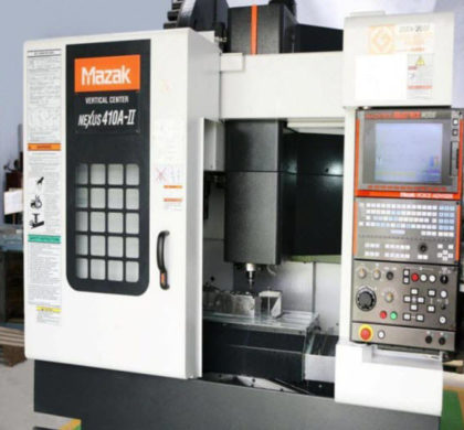 MAZAK VMC Machine
