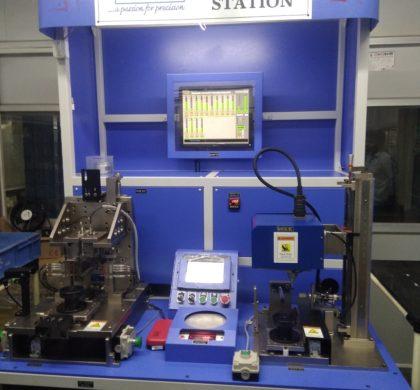 FULLY AUTOMATED PISTON INSPECTION SYSTEM